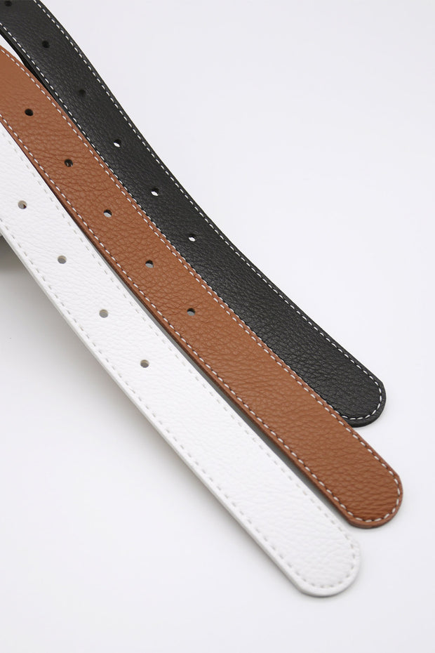 storets.com Stitch Pleather Belt