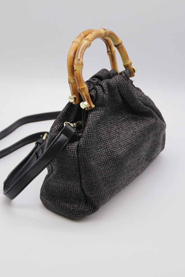 storets.com Bamboo Handle Bag