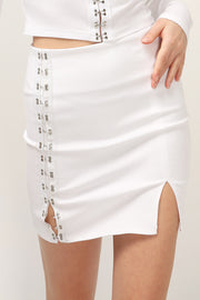 storets.com Megan Hook Detail Skirt