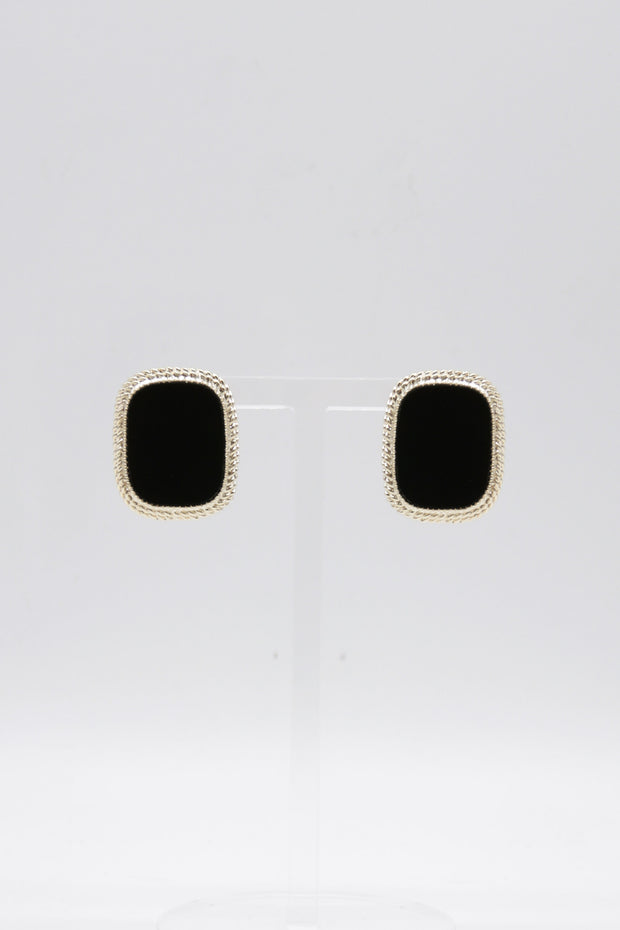 Statement Jewel Stud Earrings