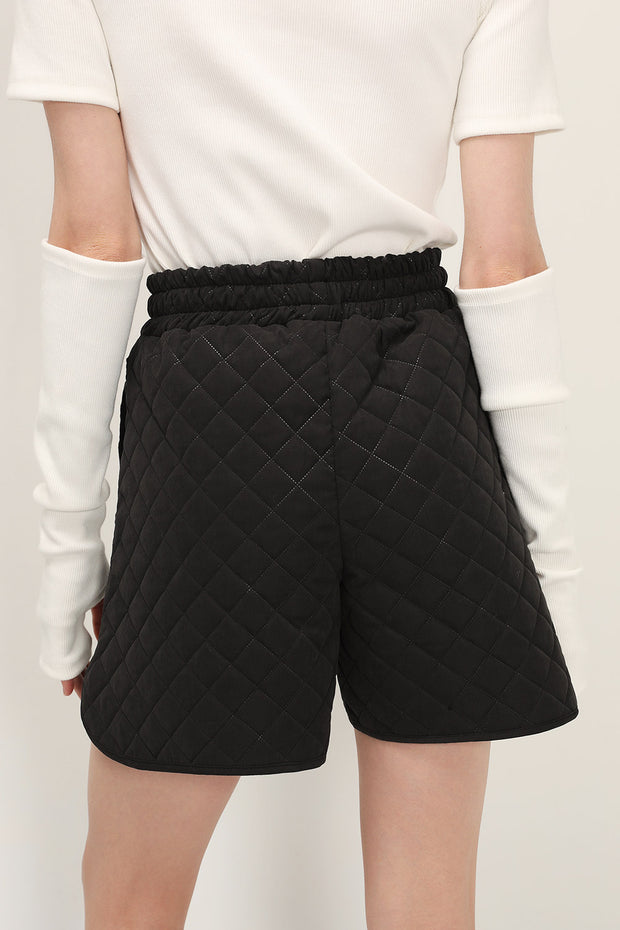 storets.com Sydney Quilted Shorts