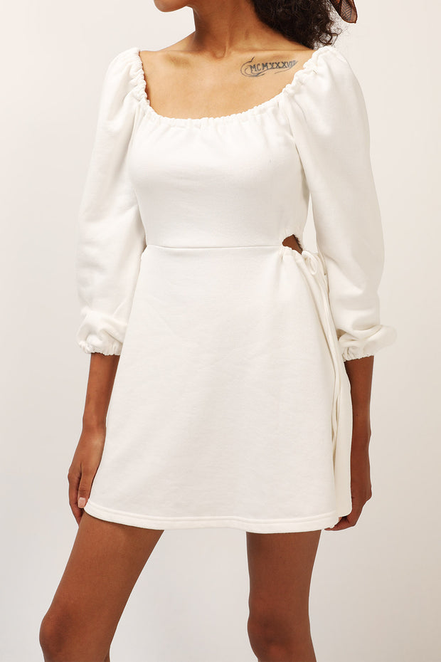 storets.com Robyn Cutout Side Sweat Dress
