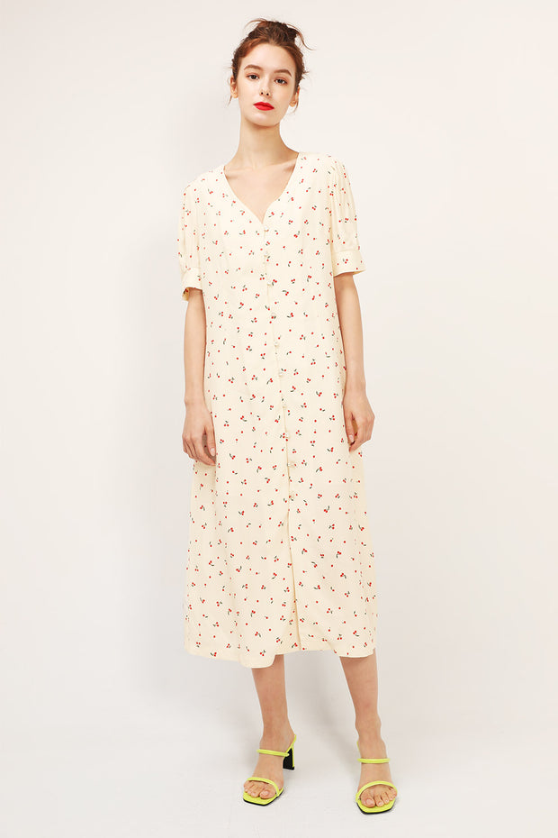 storets.com Katie Cherry Dress