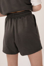 Kylie Drawstring Sweat Shorts