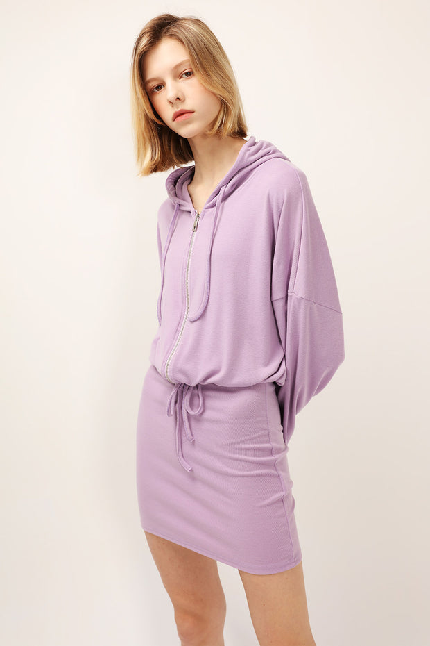 Jayda Hoodie 2-Piece Dress Set