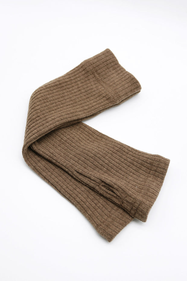 Ribbed Arm Warmer