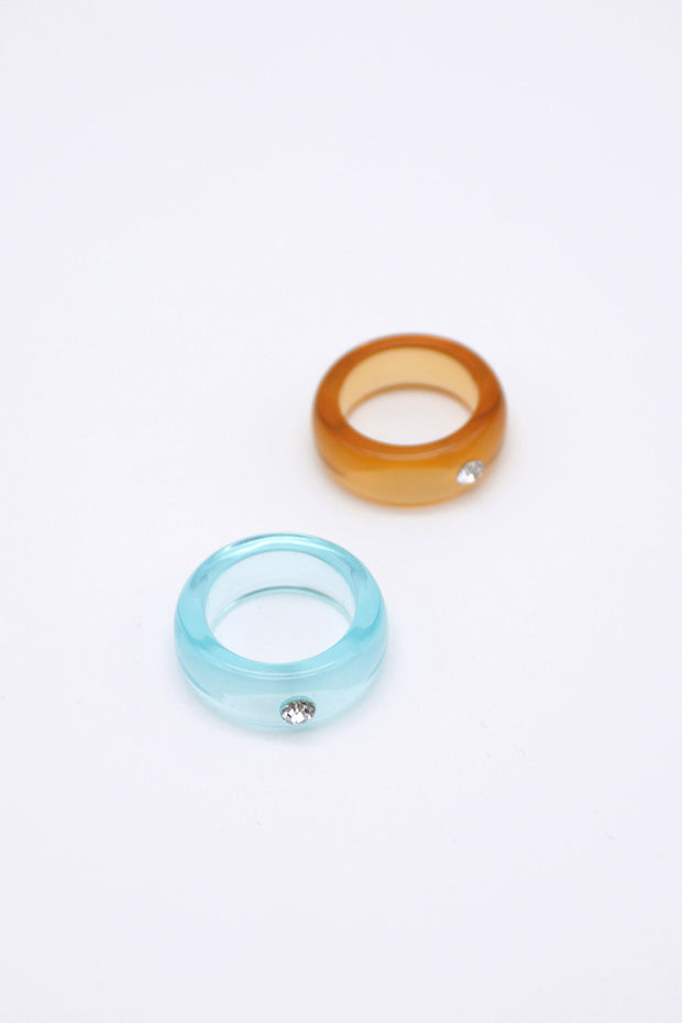 storets.com Clear Acrylic Ring