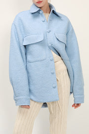 storets.com Elina Textured Shacket