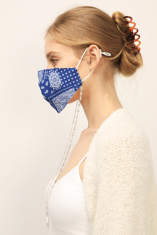 storets.com Face Mask Cross-Chain Holder