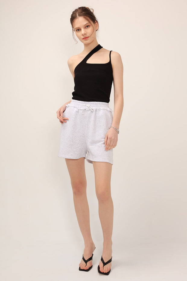 Eva Drawstring Sweat Shorts