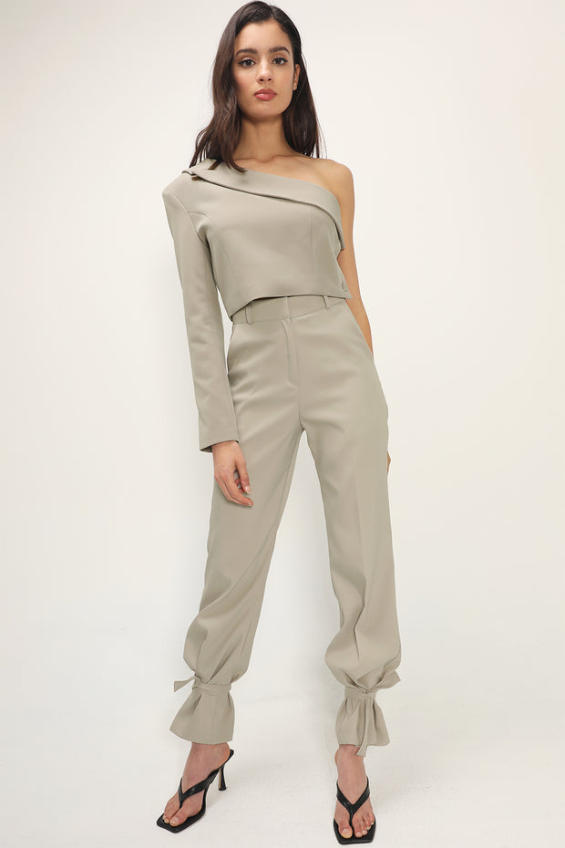 storets.com Danielle One Shoulder Jacket