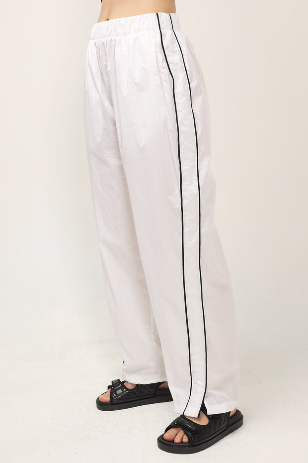 storets.com Cadence Striped Side Track Pants