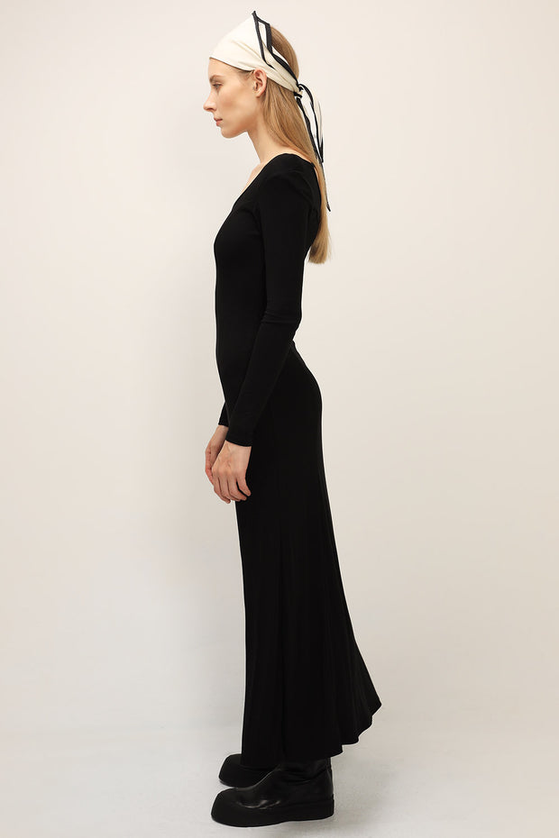 storets.com Camila Side Slit Maxi Dress