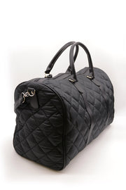 storets.com Quilted Boston Bag