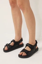 storets.com Quilted Chunky Sandals
