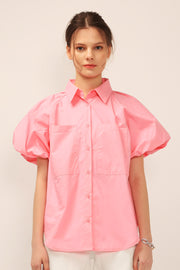 storets.com Ariana Puff Sleeve Blouse
