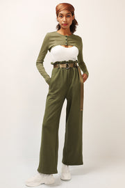 storets.com Ava Sweat Pants w/Belt