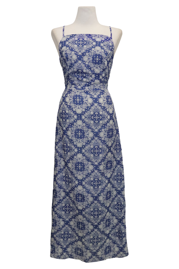 storets.com Thalia Tie Back Paisley Dress