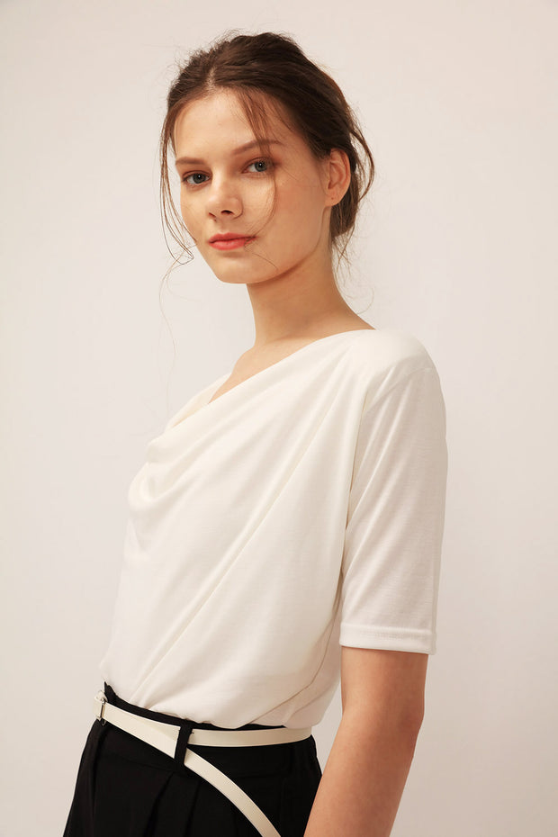 Elle Draped Top