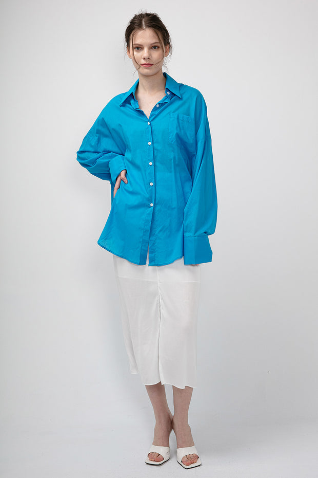 Julia Oversized Shirt