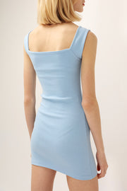 Macy Fitted Sleeveless Dress
