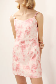 storets.com Abby Tie Dye Cami Dress