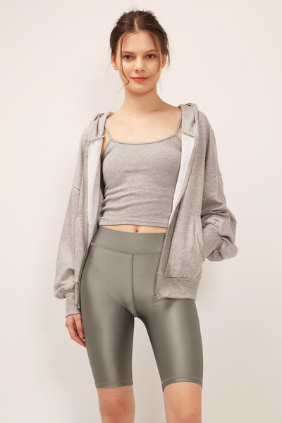 Ava Hoodie And Cami Top 2-Piece Set