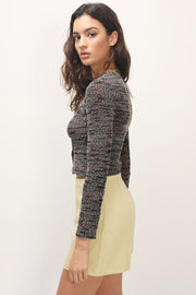 storets.com Raelyn Textured Knit Cardigan