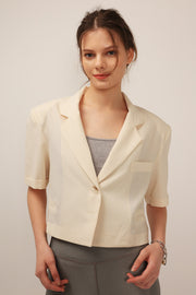storets.com Whitley Cutout Back Jacket