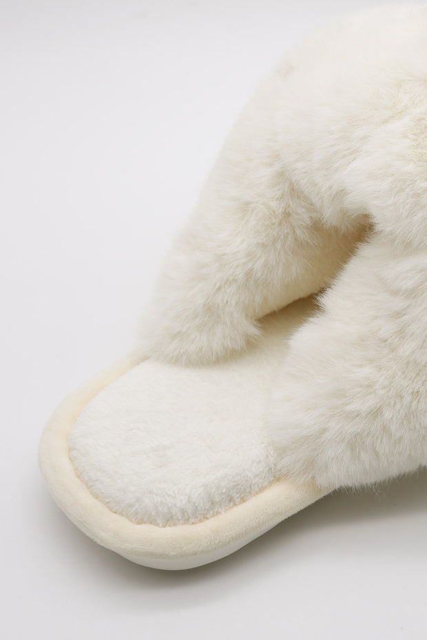 storets.com Fuzzy Slippers