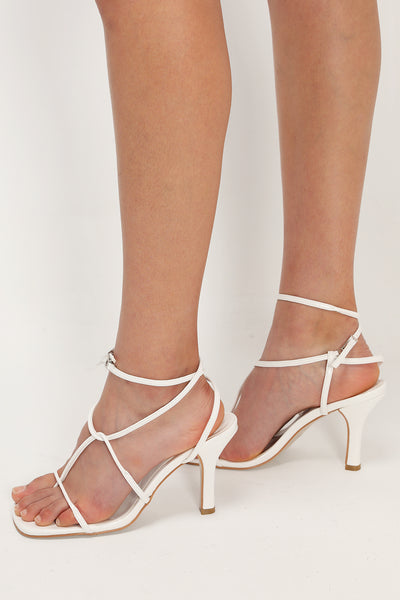 storets.com Strappy Heeled Sandals