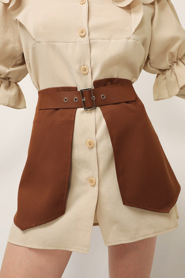 Wendy Overlay Skirt Belt