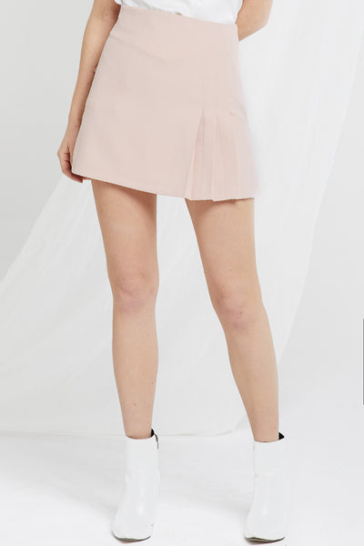Madelyn Knife Pleats Skirt