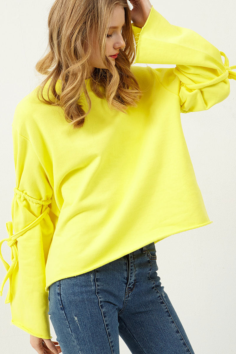 Louise Bell Sleeve Sweatshirt