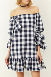 storets.com Felicity Off-the-shoulder Dress