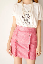 Who Made You Do it T-shirt