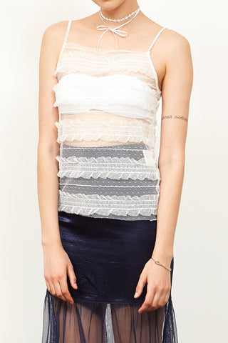 Lenna Colo Block Stripe Top