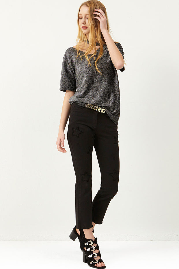 storets.com Avery Star Patch Pants