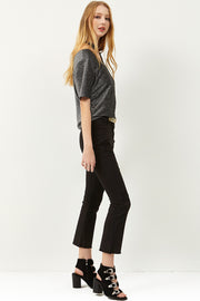 Avery Star Patch Pants
