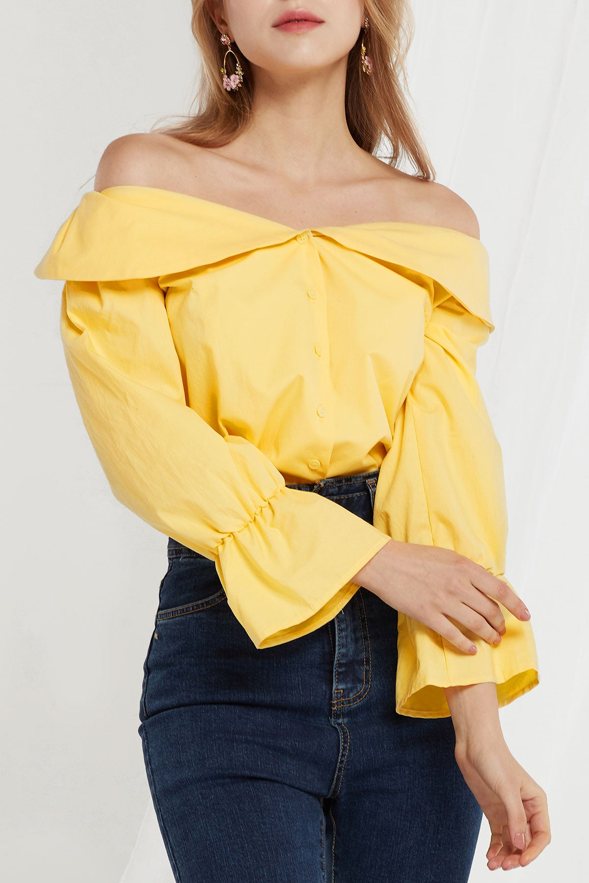 Maisie Off Shoulder Top