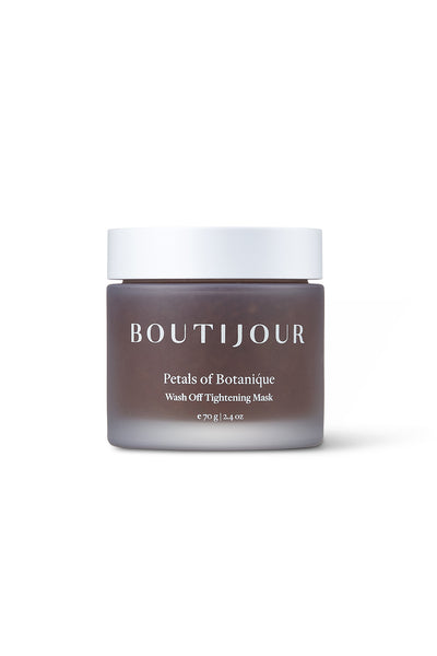 storets.com BOUTIJOUR Petals of Botanique Wash Off Tightening Mask