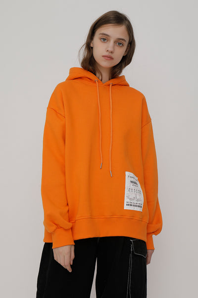 [ROCKETXLUNCH] R Rocket Lotto Hoodie_Unisex