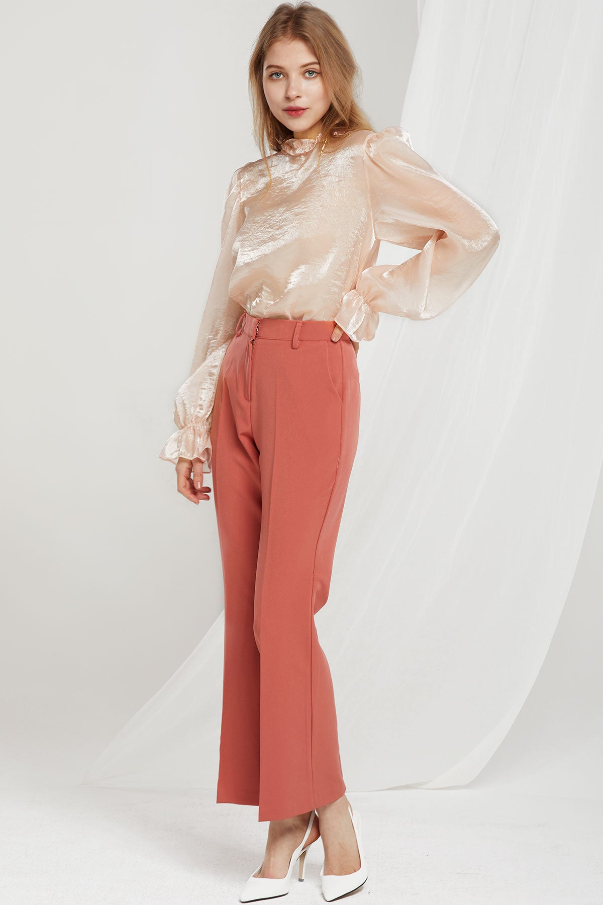 Rose Wide Leg Pants