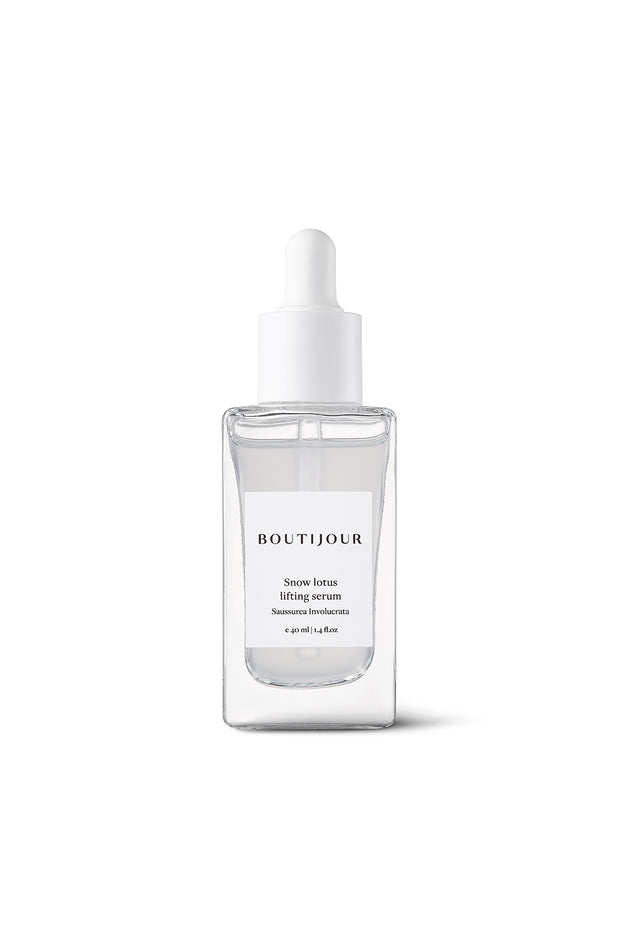 storets.com BOUTIJOUR Snow Lotus Lifting Serum