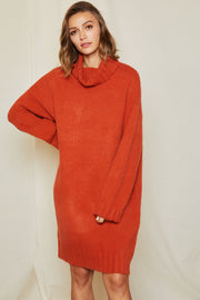 storets.com Arabelle Oversized Turtleneck Jumper