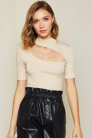 Massie Cutout Bodysuit
