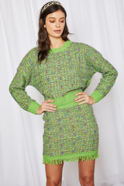 storets.com Stacy Multi Color Knit 2-Piece Set