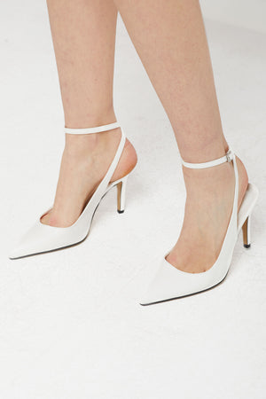 Ankle Strap Stiletto Heels