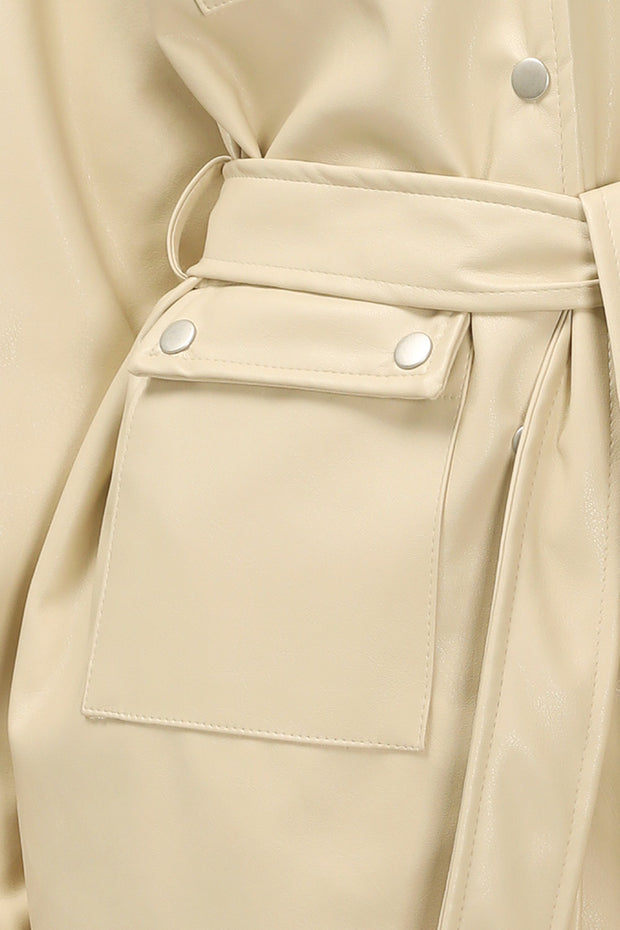 storets.com Jazmin Pleather Pocket Safari