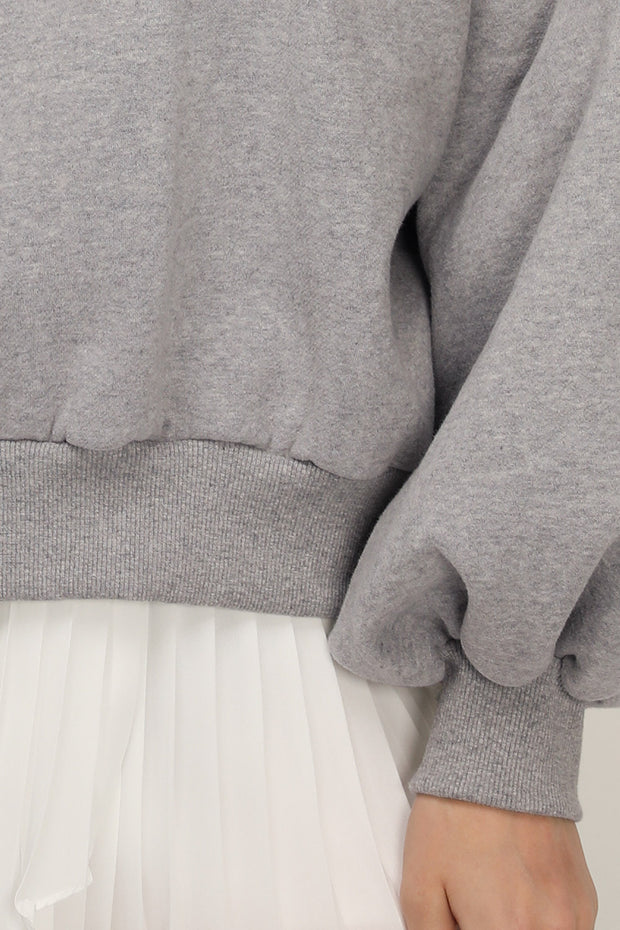 storets.com Lexi Brushed Oversized Sweatshirt